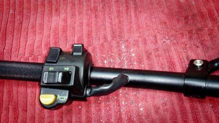 Cableado manillar Honda CG125